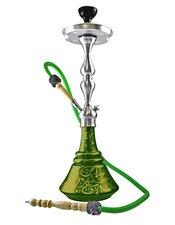Waterpijp Aladin Roy30 green (65cm)