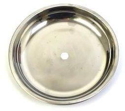 Waterpijp as opvang schaaltje (12cm)