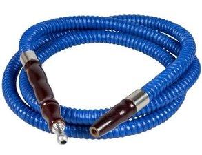 Waterpijpslang lang blauw 150cm
