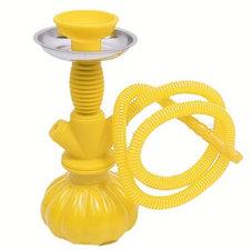 Waterpijp onbreekbaar 25cm (geel)