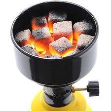 Kolenbrander voor waterpijp kooltjes (zwart)