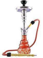 Waterpijp Aladin ROY20 rood (56cm)