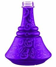 Waterpijpvaas met Arabische tekens Aladin paars