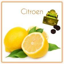 Jadebird waterpijp kooltjes citroen (1 rol)