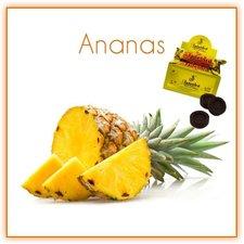Jadebird waterpijp kooltjes ananas (1 rol)