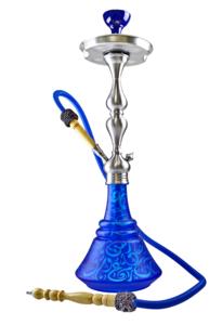 aladin waterpijp roy30 blauw