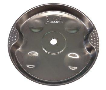 Aladin waterpijp as opvang schaal (19 cm)