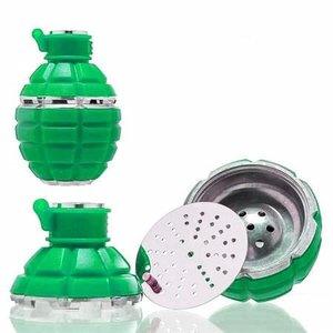 Tabakskop granaat groen