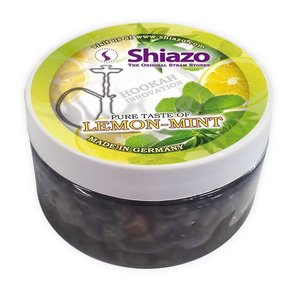 Shiazo steam stones citroen - mint (100gr)